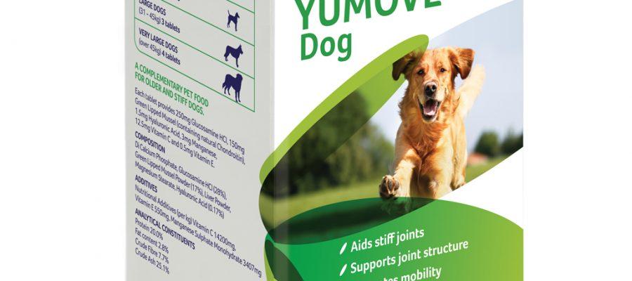 YuMOVE Dog – 120 db tabletta – ízületekre