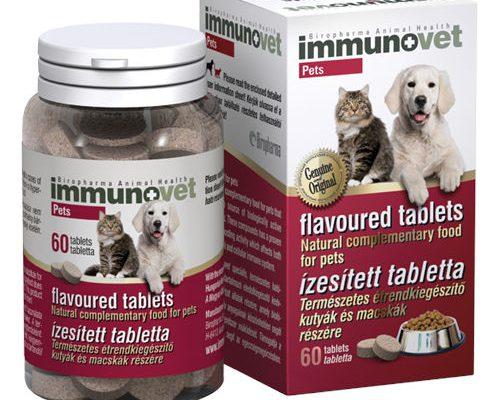 Immunovet tabletta – Immunerősítő kutyáknak
